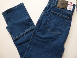 Men's Wrangler Regular Fit Comfort Flex Waistband Jean Dar