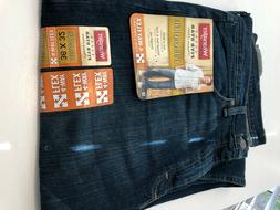 Wrangler Mens Relaxed Fit Jeans 36x32 - New with Tags