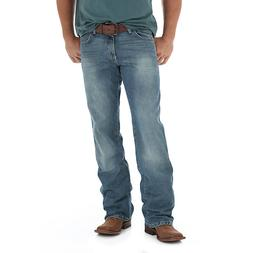 Wrangler Mens Retro Relaxed Fit Bootcut Jeans WRT20RT