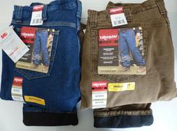 Mens Wrangler Riggs Workwear Thinsulate Insulation Lining 3M