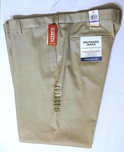 Mens Dockers Signature Khaki Big and Tall Pants Comfort Wais