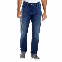 Calvin Klein Mens Straight Fit Jeans