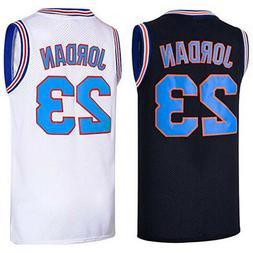 Michael Jordan #23 Space Jam Tune Squad Basketball Jersey S