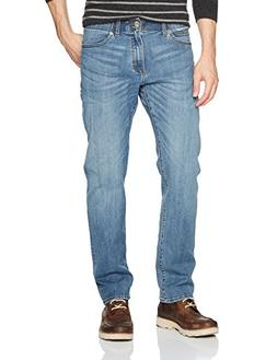 LEE Men's Modern Series Extreme Motion Athletic Jean, Fella,