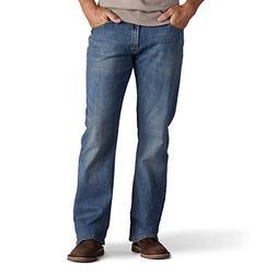 Lee Men's Modern Series Relaxed Fit Bootcut Jean, Santiago,