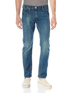 Lee Men's Modern Series Slim-Fit Tapered-Leg Jean, Brazen, 3