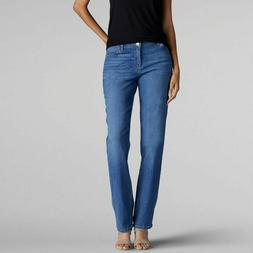NEW!!  LEE 3080533  RELAXED FIT STRAIGHT LEG JEANS