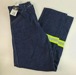 New Dickies 33x34 FR Men's Flame Resistant Cargo Jeans HRC