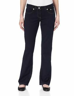 Dickies NEW Blue Women's Size 18X31 Relaxed Fit Bootcut Stre