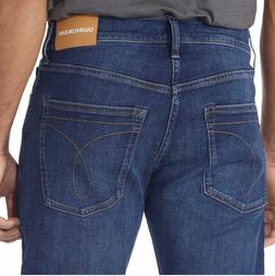 Calvin Klein Jeans Men's Straight Fit Jeans -Color & Size Va