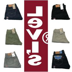NEW DISCONTINUED MENS LEVIS 505 REGULAR FIT ZIPPER FLY JEANS
