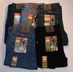 New Wrangler Five Star Regular Fit Jeans Men's Sizes Five