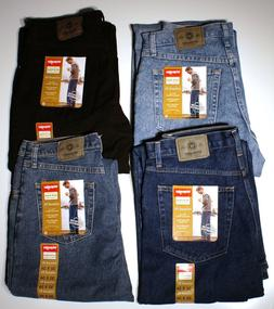New Wrangler Relaxed Fit Jeans Men's Big and Tall Sizes Four