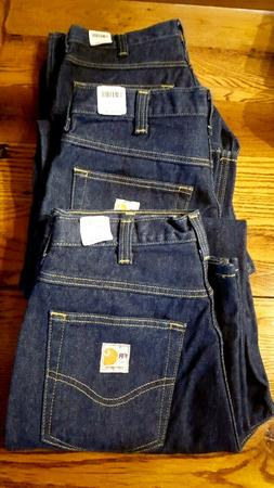 NEW Carhartt FR Mens Jeans Flame Resistant 32X30 ARC 2 NFPA