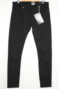 New G Star Men's D-Staq 5-Pocket Slim Jeans Stretch Size 36