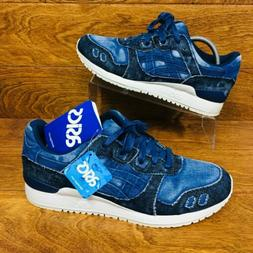 *NEW* Asics Gel Lyte III  Running Shoes Japanese Denim Indig