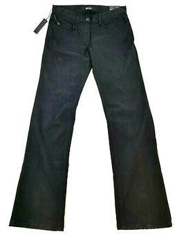 new JOE'S men jeans the brixton straight + narrow black 32 d