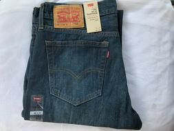 NEW LEVI'S 527 MEN PREMIUM CLASSIC SLIM FIT BOOTCUT LEG JEAN