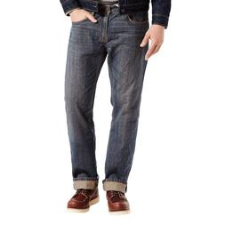 New Levi's Men's 559-2765 Relaxed Straight Fit Jeans -Range