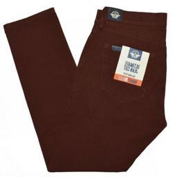 Dockers  NEW Men's Flat Front Slim Fit Ultimate Jean Cut Pan