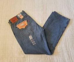 NEW MEN'S LEVI'S 501 ORIGINAL FIT MADE IN THE USA JEANS MEDI