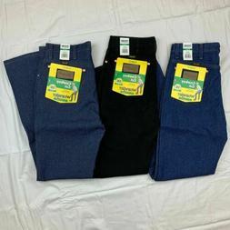 New Men's Wrangler Slim Fit Cowboy Cut Premium Denim Jeans