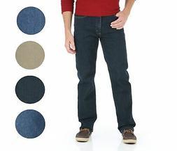 Wrangler NEW Mens Advanced Comfort Straight Leg 4-Way Flex T