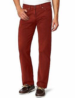 New Dockers Men's Straight-Fit 5-Pocket Corduroy Jeans/Pan