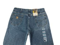 NEW Carhartt Men's Straight Leg Relaxed Fit Jean B460 DPS