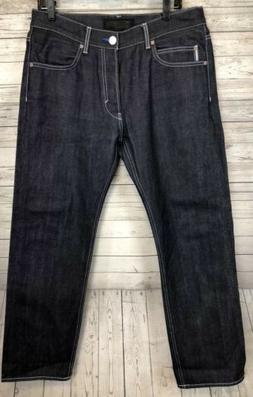 New Adidas Originals Denim Jeans Raw Selvedge Slim Straight