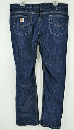 New Carhartt traditional fit WB007 IDP womens stretch jeans
