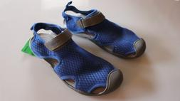 New Without Tags Women's Crocs Blue Jean Swiftwater Mesh San