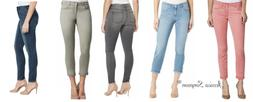 ✅NEW! Jessica Simpson Women's Curvy High Rise Skinny Jeans