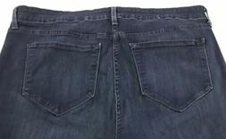 NYDJ Not Your Daughters Tummy Tuck Jeans Womens Size 18W Str