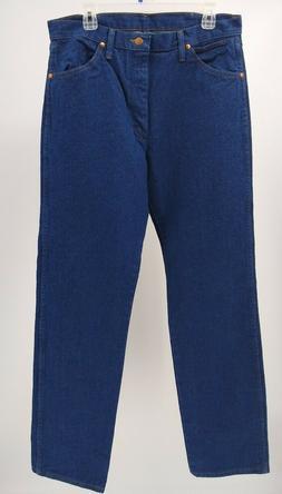 NWOT Men's Wrangler Cowboy Cut 5 Pocket Jeans W13MPW2