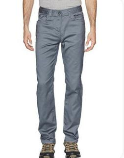 "NWT PRANA BRIDGER Jeans Men's 36 x 30""L Casual Hiking Cl"