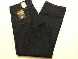 NWT Dickies Jeans 5 Pocket Blue Regular Fit Straight Leg 939