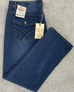 NWT Brooklyn Xpress Jeans Men Size 40x32 Medium Wash Cotton