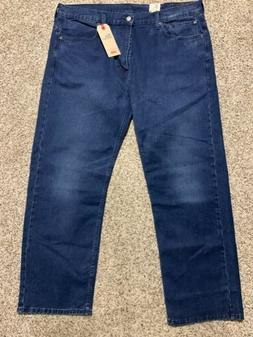 NWT LEVI'S 569 LOOSE STRAIGHT NEW DESIGNER MEN'S JEANS SIZE