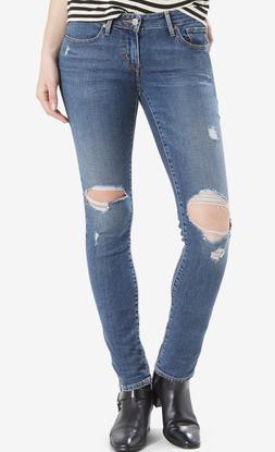 NWT Levi's 811 Curvy Skinny Jeans 29X30 $ 59.50