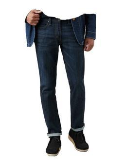 NWT Levi's Men's 511 Slim Fit - Stretch 32 x 32 Dark Blue Je