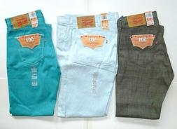 NWT Levis 501 Shrink To Fit Button Fly Jeans