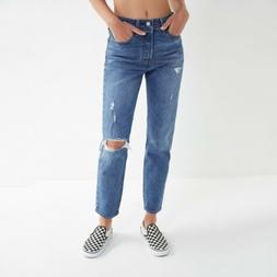 NWT Levis Wedgie Icon Jean Higher Love Size 30