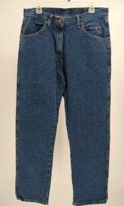 NWT Men's Wrangler Five Star Premium Denim Jeans Regular Fit