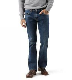 NWT Men's Levi's 527 Slim Bootcut Jeans - Quickstep - 32x32