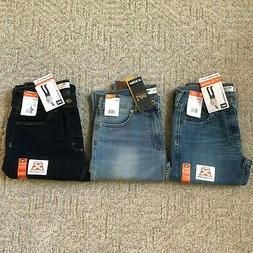 NWT Lee Men's Modern Series Athletic Fit Tapered Leg Jeans A