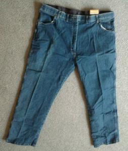 NWT Mens Wrangler 44 x 29 Regular Fit Jeans Comfort Solution