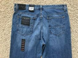 NWT Men's AXIST Standard Straight Leg Pants Jeans Size 38x