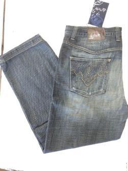 NWT Men's BIG & TALL ANTIK Denim STRAIGHT embroidered Jean