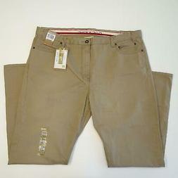 NWT Mens Dockers Jeans D3 Classic Fit Beige Khaki Chino Golf